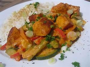 Lachs Mit Gemüse : lachs gem se wok mit roter currypaste von koelkastsdaughter ~ Orissabook.com Haus und Dekorationen