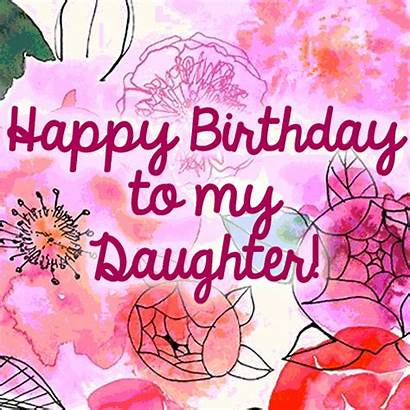 Daughter Birthday Happy Wishes Lovely Quotes Greetings