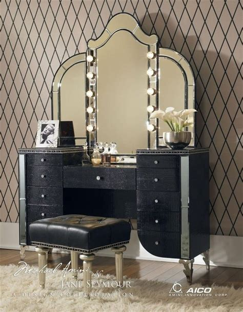 dressing table light ideas vanity dresser with mirror and lights
