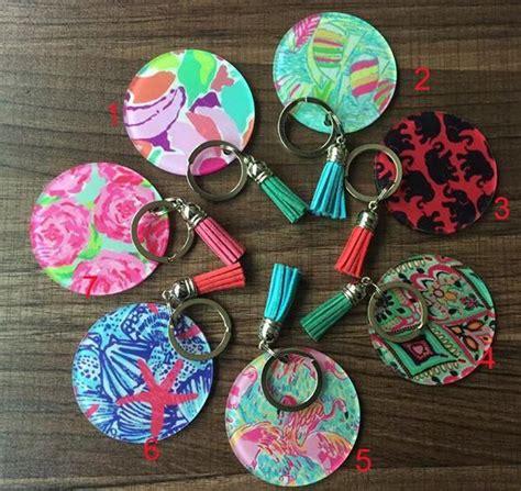 acrylic keychains acrylic keychains keychain beaded keychains