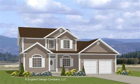 Two Story Home Plans by Simple Houses House Plan T2772 Farmhouse Country Two