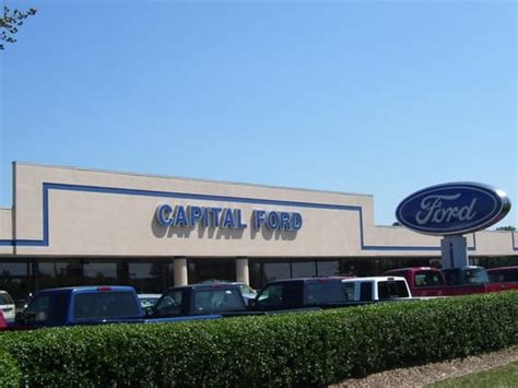 capital ford yelp