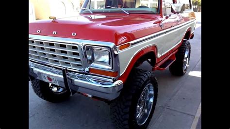 ford bronco  part  youtube