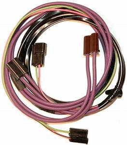1977l Corvette Wiring Harness  Neutral Safety Switch