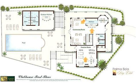 pool house plans free pool home plan bullyfreeworld com