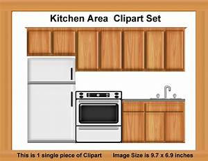 kitchen cabinet clipart clip art library With kitchen cabinets lowes with free wall art prints