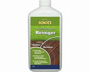 Wpc Reiniger Test : bondex terrassen reiniger wpc reiniger 1 l bei hornbach kaufen ~ Lizthompson.info Haus und Dekorationen