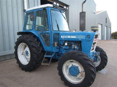 Ford 7600, 1981, 6,110 Hrs  Parris Tractors Ltd