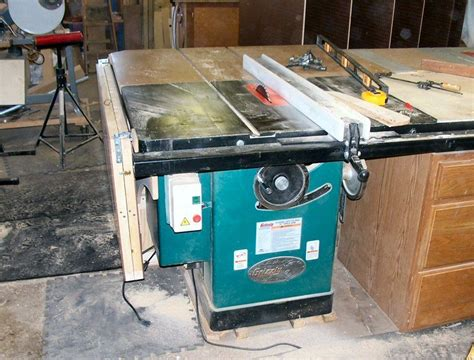grizzly cabinet saw canada review review of the grizzly g1023sl cabinet style table