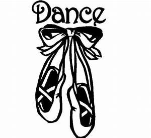 Cartoon Ballet Shoes - Cliparts.co