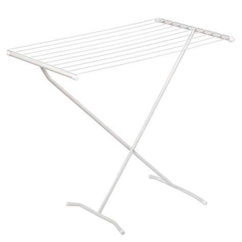 folding drying rack honey can do x frame folding metal drying rack 01227