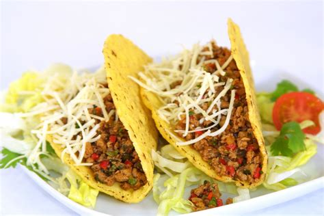 cuisine mexique la différence entre taco tostada burrito fajita nachos