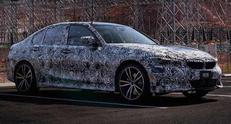 2019 Bmw 3-series Is Almost Here, See The Final Round Of