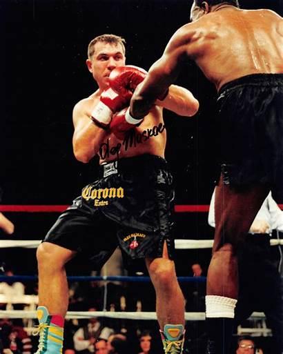 Oleg Maskaev Heavyweight Champion Boxing Autographed Signed