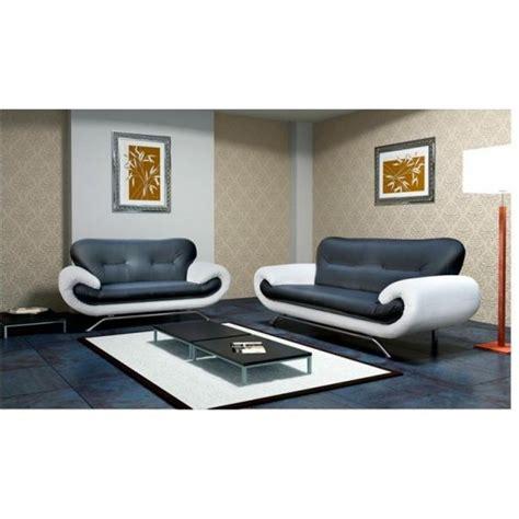 canape noir et blanc conforama maison design hosnya
