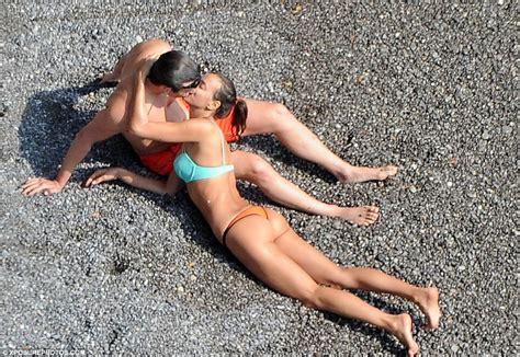 Bradley Cooper And Bikini Clad Irina Shayk Share Scorching