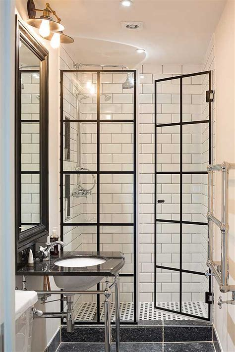 french doors open      showers homeontrack