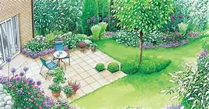 übergang Terrasse Garten : gestaltungsideen f r terrasse und garten mein sch ner garten ~ Markanthonyermac.com Haus und Dekorationen