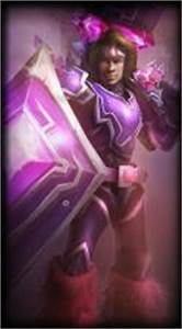LoL Skins - Armor of the Fifth Age Taric