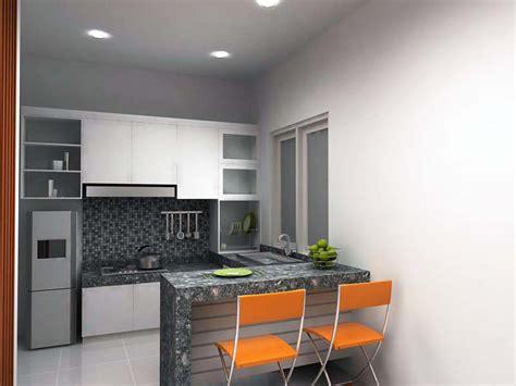 Desain Dapur Rumah Minimalis Sederhana 20182019 Terbaru