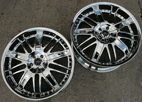 lexus rims 22 dvinci spruz 22 chrome rims wheels lexus ls430 staggered