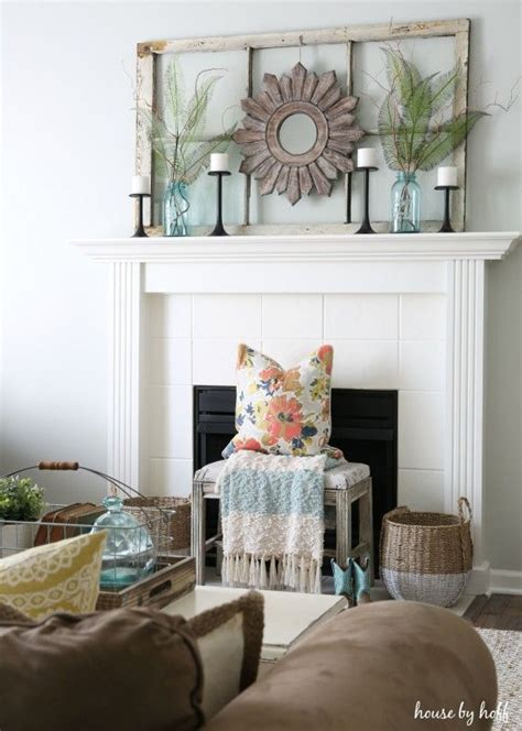 Window Mantle by Ideas For Decorating With Windows Window Frame