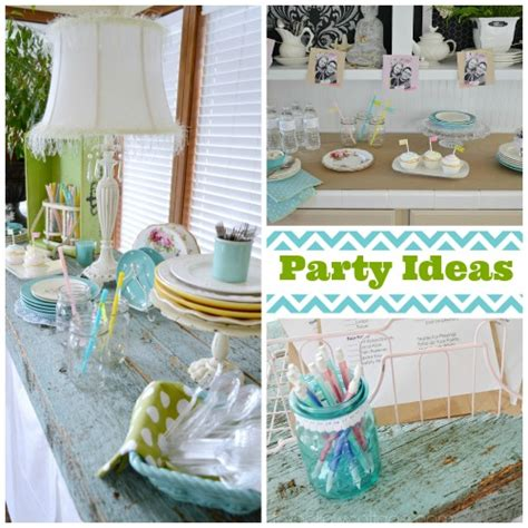 budget bridal shower decor and ideas fox hollow cottage