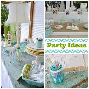 budget bridal shower decor and ideas fox hollow cottage With wedding shower decoration ideas on a budget