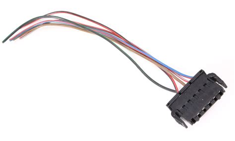 Taillight Wiring Pigtail Connector Plug Passat