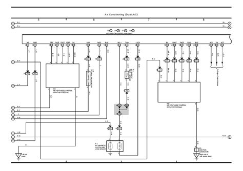wiringdiagrams air conditioning dual ac wiring diagram