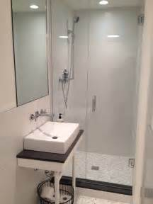Small Basement Bathrooms with Shower