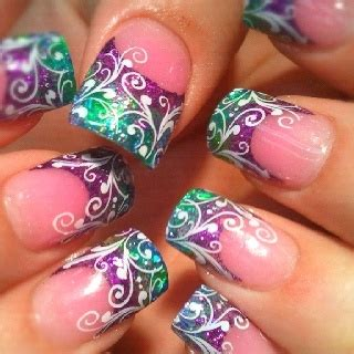 mardi gras nail designs 31 fantastic mardi gras nail ideas nails
