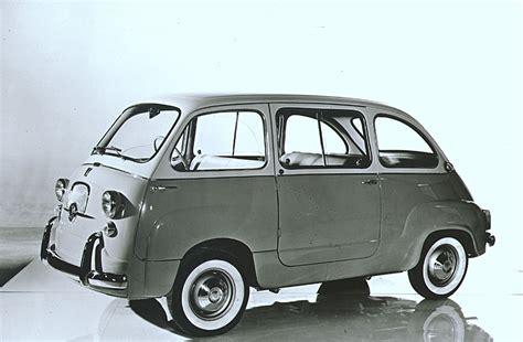fiat multipla for fiat 600 multipla 1955 cartype