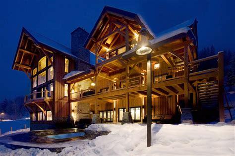luxury chalet rentals alpine guru