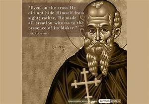 ON THE INCARNAT... Athanasius Of Alexandria Quotes