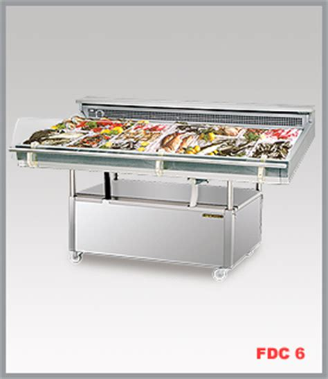 water faucet stainless steel fish display singmah steel refrigeration