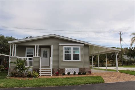 Curb Appeal Mobile Home  Newby Management