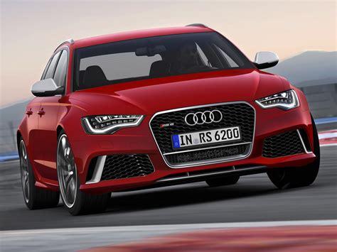 Ausmotive.com » 2013 Audi Rs6 Avant Gets Unexpected Unveiling