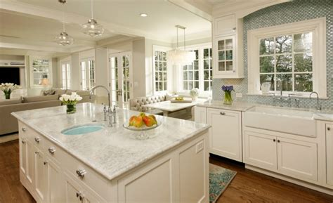 kitchen island with farmhouse sink 35 unique farmhouse style kitchen islands 8248