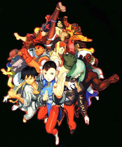 Download Street Fighter Iii 3rd Strike Fight For The