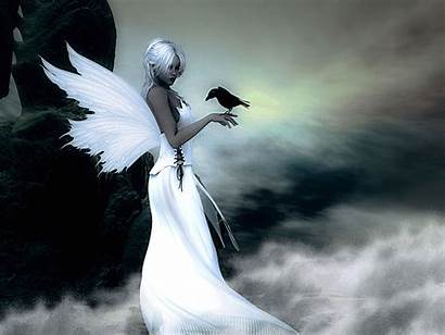 Angels Heavenly Desktop Backgrounds Cool Wallpapers Fantasy