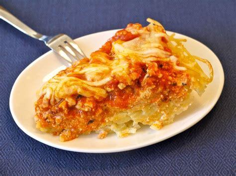 how to make easy dinner easy dinner recipes for kids how to make spaghetti pie weelicious youtube