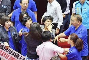 Smackdown in the legislature over infrastruct... | Taiwan News