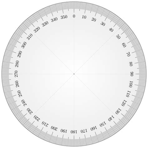 setting circles  iphone  protractor