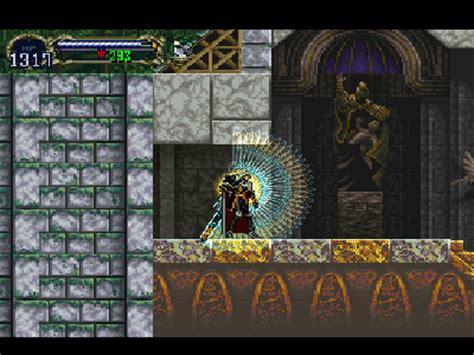 castlevania world  walls glitching castlevania