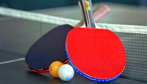 Peralatan Dalam Permainan Tenis Meja Edukasi Center