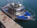 Aluminum Boats Ocean Images