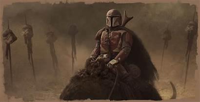 Mandalorian Wars 4k Wallpapers 1440p Bounty Fiction