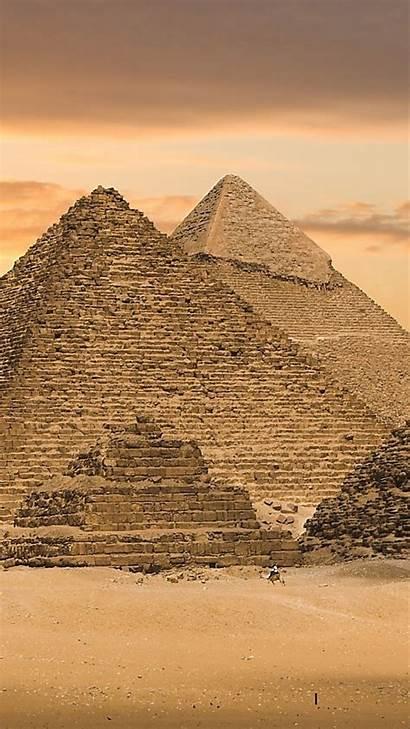 Egypt Pyramids Ancient Egyptian Iphone Cairo Giza
