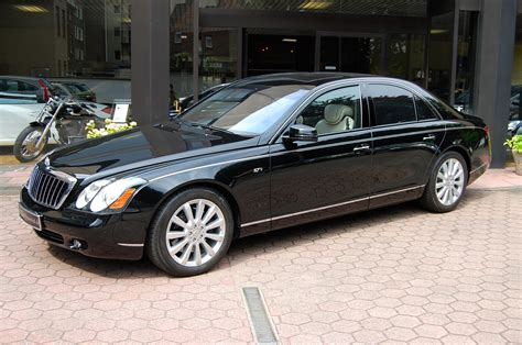 2011 Maybach 57S in Recklinghausen Germany for sale on ...